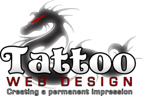 Tattoo Web Design